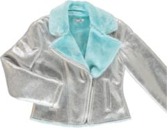 Zilveren Billieblush Winterjas