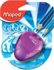 Maped Potloodslijper i-gloo 2-gaats, op blister