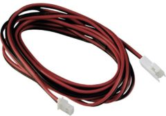 Rode DM Lights Kabel exstension voor items met een 700mA plug, 1m DM 111832 Zwart / rood