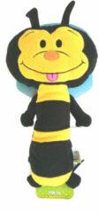 Tele Toys Teletoys Gordelhoes Bij Junior 34 Cm Polyester Geel/zwart