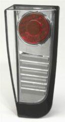 Universeel Set Binnenste Achterlichten (klep) Fiat Punto II 3-deurs 2003-2005 - Chroom