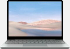 "Microsoft Surface Laptop Go Notebook 31,6 cm (12.4"") 1536 x 1024 Pixels Touchscreen Intel® 10de generatie Core™ i5 8 GB LPDDR4x-SDRAM 256 GB SSD Wi-Fi 6 (802.11ax) Windows 10 Pro Platina"