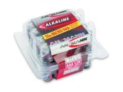 Ansmann 5015538 (VE20) - Batterie Micro 20er Box Batterie Micro 5015538 (Inhalt: 20)
