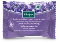 Kneipp Badbruistablet lavendel 80 Gram