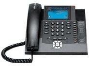 Auerswald COMfortel 1400 - ISDN-Telefon - Schwarz 90069