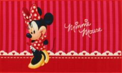 Vloerkleed Minnie Mouse - 140x80 cm Disney Minnie Mouse