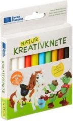 Becks Klei Kreativ Natur Pony Junior 10-delig