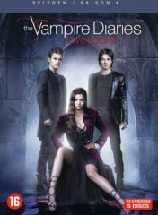 Warner Bros Home Entertainment The Vampire Diaries - Seizoen 4