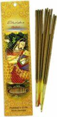 Prabhuji's Gifts Wierooksticks handgerold, 'Shrisha' met gardenia