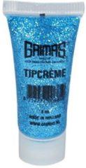 Lichtblauwe Grimas Tipcrème - Licht blauw - 032 - 8ml