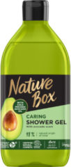 Nature Box - Natural Shower Gel Avocado Oil (Shower Gel) 385 ml - 385ml