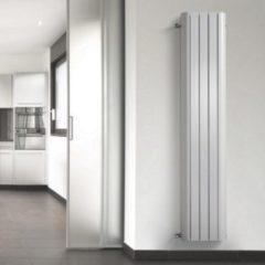 HD Heating Handdoekradiator Alu Smooth Wit 210cm Hoog (In 7 Verschillende Maten)