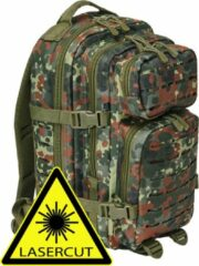 Brandit Backpack - Rugzak - LASERCUT Mollie system - medium fleck