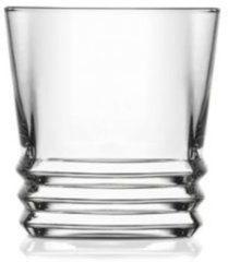 Transparante LAV Elegan Longdrinkglas - 8 cl - 6 stuks
