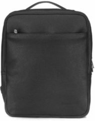 "Zwarte Bombata Backpack PARIS CLASSIC 15,6"" Small - BLACK"