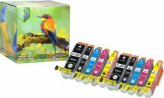Cyane Ink Hero - 10 Pack - Inktcartridge / Alternatief voor de Epson T3351 T3361 T3362 T3363 T3364 Expression Home XP-530 XP-630 XP-635 XP-830 Expression Premium XP-530 XP-540 XP-630 XP-635 XP-640 XP-645 XP-830 XP-900 33
