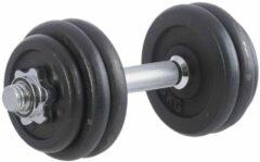Rucanor Halterset - 15 kg - Zwart