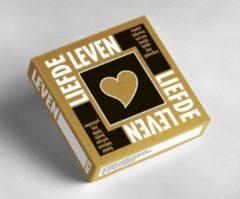 Gouden Nova Carta quizspel LiefdeLeven 82-delig