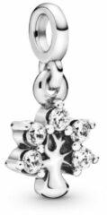 Pandora Me 798367CZ Hangbedel zilver Mijn Natuur