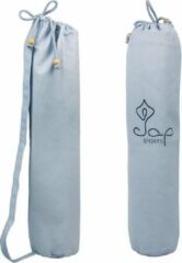 JAP Sports - Yogamat tas - Trekkoord - BCI Katoen - Blauw