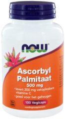 Now Foods, palmitato di ascorbile 500 mg, 100 Veggie Caps
