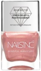 Nails Inc. Nagellack Stress Telief & Positive Energy Nagellack 14.0 ml