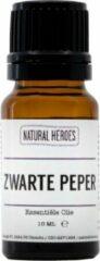 Natural Heroes Zwarte Peper Essentiële Olie 30 ml