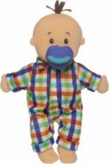 Manhattan Toy babypop Fella jongens 30 cm textiel