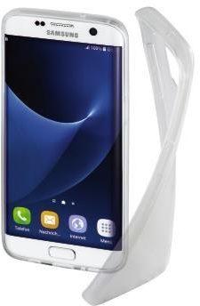 Afbeelding van Hama Crystal GSM backcover Geschikt voor model (GSM's): Samsung Galaxy S7 Edge Transparant