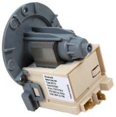 Zoppas Absaugpumpe (Magnet) für Waschmaschine 3792417101, 1468818008