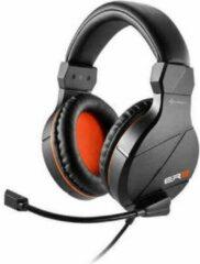 Sharkoon RUSH ER3 Headset Hoofdband Zwart, Blauw, Wit