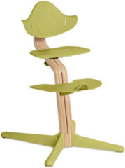 Nomi White Oak Kinderstoel Lime