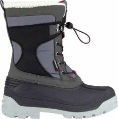 Winter-grip Wintergrip Snowboots - Maat 36 - Unisex - grijs/zwart/rood