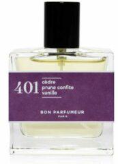 Bon Parfumeur Bon Parfumeur 401 Cèdre-Prune Confite-Vanille eau de parfum 30ml