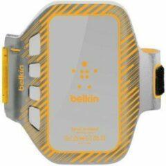 Grijze Belkin HTC Magic EASEFIT PLUS ARMBAND - Orange/Grey