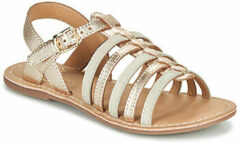 Gouden Sandalen Barbade by Little Mary