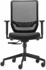 OrangeLabel Chair Z09 Zwart Bureaustoel NEN EN-1335
