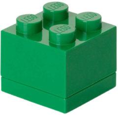 Groene LEGO Room Copenhagen 4011 Lunch container Polypropyleen (PP) Groen 1stuk(s)