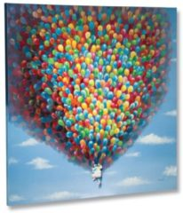 MiaVILLA Bild Balloons, Leinwand, Acryl