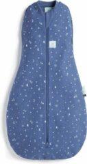 Blauwe Ergopouch Ergococoon Baby (Inbaker) Slaapzakje Night Sky - 1.0 TOG 3-6 mnd (70cm)