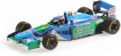 Benetton B194 #6 J. Verstappen Belgium GP 1994