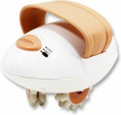 Cenocco Body Slimmer Massage voor Anti Cellulitis – CC-9018 – Massage Borstel – Wit