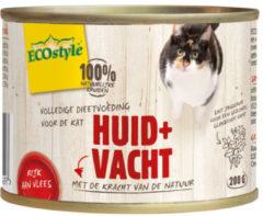 VITALstyle Kat Blik Huid&Vacht 200 gr