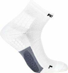 Rexy Anti-slip Sportsokken - Unisex - Wit - Medium (1 paar)
