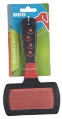 Huismerk Dierenborstel 2in1 -17,5x10,5cm