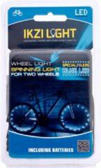 Ikzi Light IKZI spaaklicht met 2x 20 led blauw
