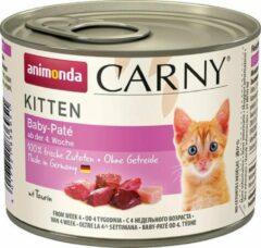 Animonda Carny Baby Paté kitten 6 x 200 gram
