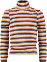 Bruine Vingino Meisjes T- Shirt - Maat 110