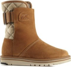 Sorel Newbie Snowboots Dames - Elk. British Tan - Maat 37