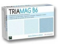 Piemme pharmatech italia TRIAMAG B6 INTEGRATORE ALIMENTARE 36 COMPRESSE